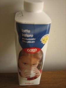 Latte fresco Coop