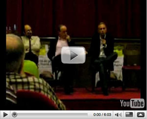 VIDEO PARTE 1/A - Marco Travaglio - P3, I Vizi del potere: Papi Padroni Padrini