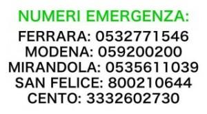 numeri emergenza