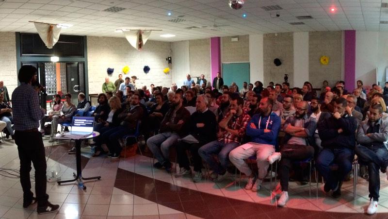 A Guastalla non c'era nessuno... #vinciamonoi