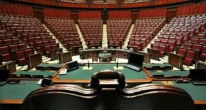 parlamento chiuso