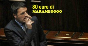 renzi-80euro-marameo